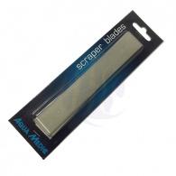 Aquamedic scraper blades for scraper