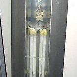 modelo de demostración: lámpara
