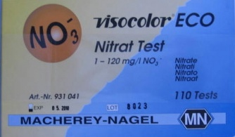 Nitrat Test Macherey-Nagel
