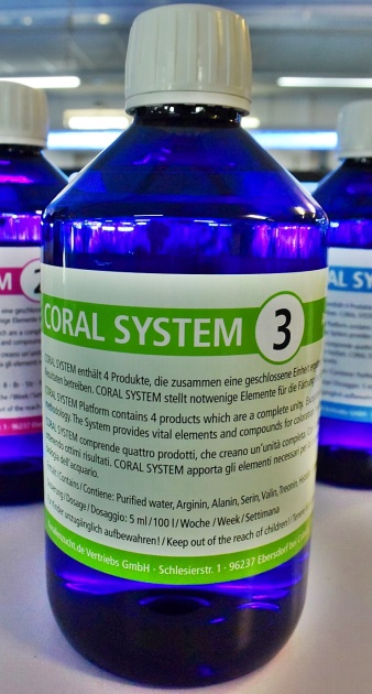 Coral System 3 - Amino Acids