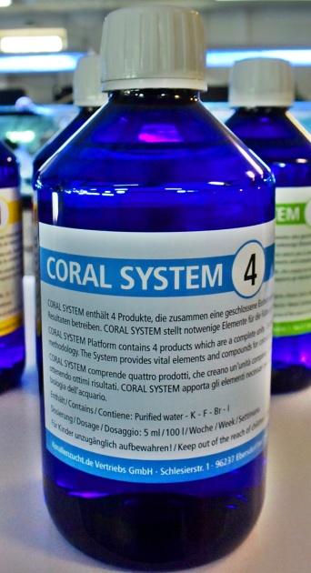 Coral System 4 - Intensificatore di colorazione 4