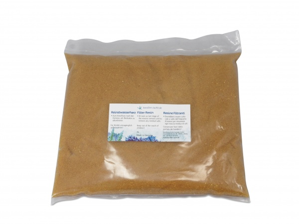 Purest Water Filter Resin