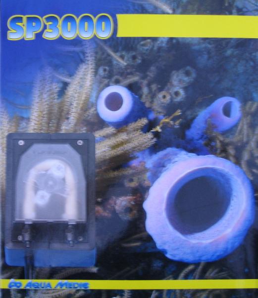 Dosing pump Aqua Medic SP3000