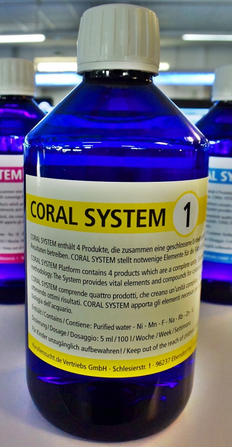 Coral System 1 - Coloring Agent 1