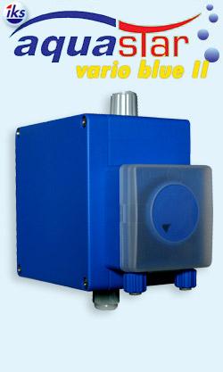 Pompe de dosage IKS Aquastar vario blue II
