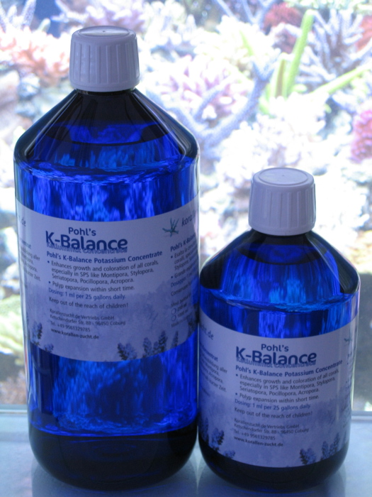 Pohl's K-Balance Potassio Mix Concentrato 100 ml